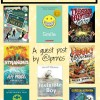 A Middle Grade Teacher's To Be Read List
