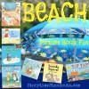 Beach Fun!  Beach theme picture books and printables