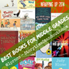 Wrapping up the year… 2014 best books for middle grades