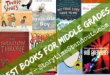 Wrapping up the year… best books for middle grades