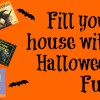 Halloween Theme Picture Book Treats!