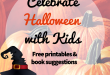 Halloween-Theme Picture Books and Free Printables for Kids!