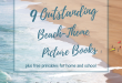 9 Outstanding Beach Theme Picture Books (Incl Free Printables, Video)