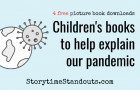 Children's Books to help explain our pandemic
