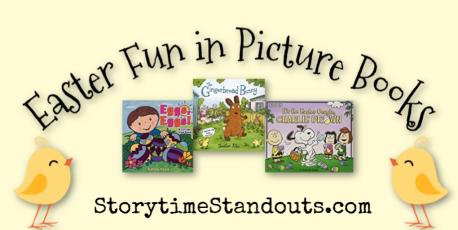 Easter Fun in Picture Books