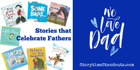 Printables, Writing Prompts and Picture Books About Fathers and Fatherhood –