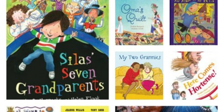 14 Outstanding Picture Books that Celebrate Grandparents and Kids