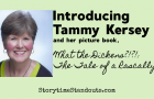 Introducing Tammy Kersey, picture book author
