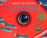 Beach Theme Picture Books including Flotsam