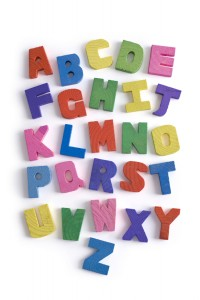 Storytime Standouts Suggests Activities to do with Magnetic Letters