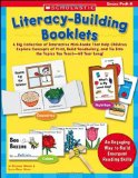 Storytime Standouts looks at a kindergarten teacher resource: Literacy-Building Booklets: A Big Collection of Interactive Mini-Books
