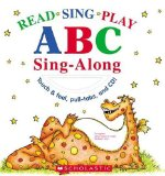 Learning letter activities, games, printables, and alphabet picture books including Read Sing Play ABC Sing-Along