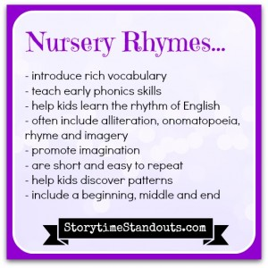 How Nursery Rhymes Help Children Learn Language