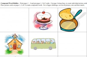 Storytime Standouts offers a free compound word printable PDF