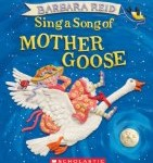 Sing a Song of Mother Goose created by Barbara Reid and reviewed by Storytime Standouts