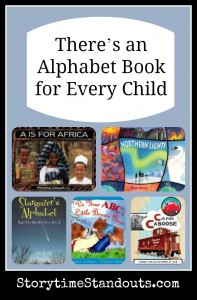 Storytime Standouts Suggests Alphabet Books for Preschool