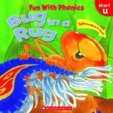 image of cover art for Bug in a Rug, a book for beginning readers