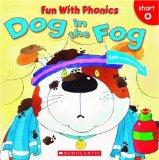 image of cover art for Dog in the Fog, a book for beginning readers