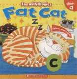 image of cover art for Fat Cat, a book for beginning readers