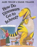 Storytime Standouts shares Special Picture Books for Children Starting School including How Do Dinosaurs Go to School?