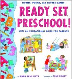 Storytime Standouts shares Special Picture Books for Children Starting School including Ready Set Preschool