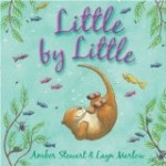 Three special picture books for young children including Little By Little