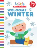 cover art for Welcome Winter picture book