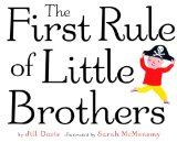 Storytime Standouts looks at picture book The First Rule of Younger Brothers