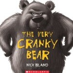 cover art for rhyming picture book The Very Cranky Bear