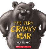 Children's books about bad moods and emotions including The Very Cranky Bear