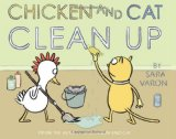 Storytime Standouts introduces a selection of wonderful wordless picture books including Chicken and Cat Clean Up