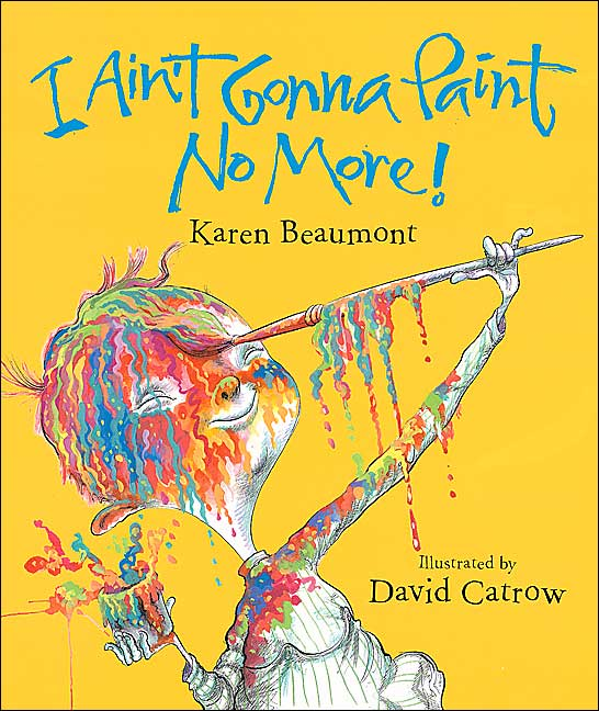 image for I Ain't Gonna Paint No More