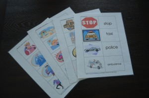 freeearly learning printables