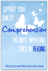 How to support your child's reading comprehension and understanding
