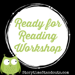 Carolyn Hart's Parent Education Workshop, Ready for Reading
