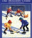 hockey picture book The Moccasin Goalie