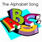 image of The Alphabet Song printable