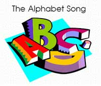 Free Printable Alphabet Song
