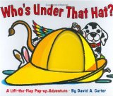 How a Picture Book Like Who's Under That Hat can help a child develop comprehension skills