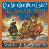 Storytime Standouts looks a puzzle book by Walter Wick, Can You See What I See? Treasure Ship