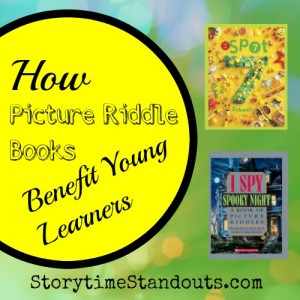 How Picture Riddle Books Benefit Young Learners