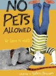 Storytime Standouts writes about No Pets Allowed a generously illustrated chapter book for grade two readers