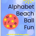 An inexpensive and fun way to help children learn letters