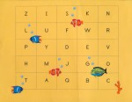 Match Uppercase and Lowercase Letters Activity for Children