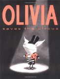 Stories to read aloud to kids, inclucing Olivia Saves the Circus