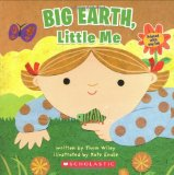 cover art for recycling picture book Big Earth Little Me