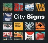 City Signs is a picture book that highlights environmental print