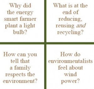 Free Printable Riddles about the Environment for Children