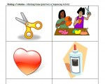 Making a Valentine Sequencing Activity for Preschool and Kindergarten