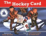 Hockey-Theme Picture Book The Hockey Card